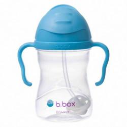 B. Box Bidon ze słomką, 240 ml